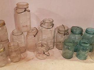Vintage Ball Canning Jars