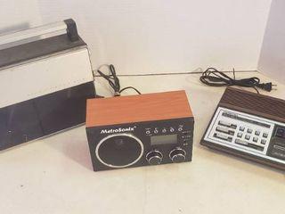 3 Radios   True Tone Six Band  MetroSonix  and SoundDesign   all work