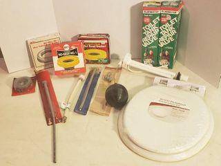 Household Plumbing Items