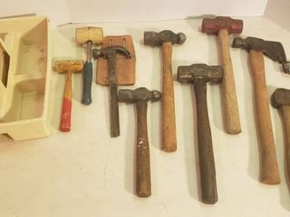 Hammers and Hatchet   Mallets  Ball Peen  Sledges  Roofing Axe and Axes