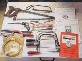 Coping Saws  Hack saws and Bandsaw Blade