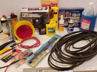 Automobile Products and Tools