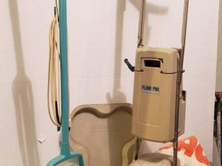 2 Floor Cleaners  Johnson s Wax and Electrolux