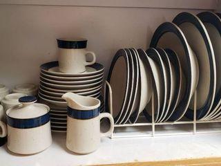 Everyday Dishes   Rainbow Stoneware