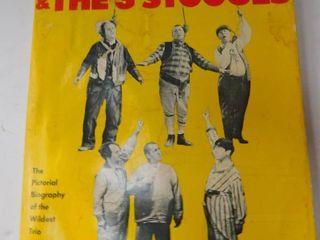 Three Stooges Pictorial Biography