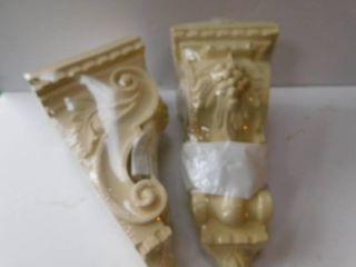 Pair of Ornamental Holders
