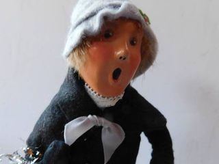 Caroler Figurines by Byers Choice