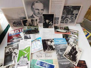 Ford Motor Co  Memorabilia