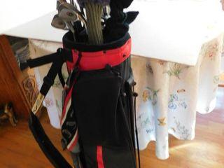 Calloway Golf Clubs   Bag