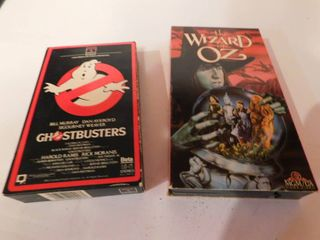 Two VHS Classic Movies