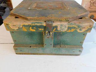 Wood Parts   Tool Box