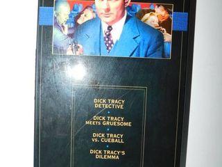 Dick Tracy DVD Set  4 ea