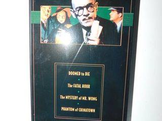 Hinged Wooden Gift Box Movies