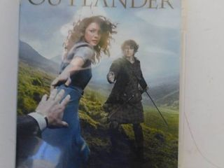 Outlander DVD Series