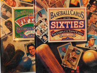 Topps Baseball Books  2 ea