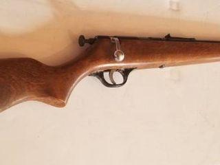 J C  Higgins Model 41 Bolt Action  22 Short  long  long Rifle