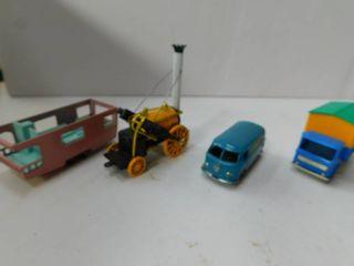 lot of Vintage Sall Matchbox Vehicles