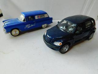 Vintage Diecast Model Cars