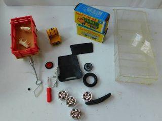 Misc  lot of Model Car Parts