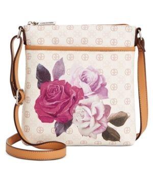 Giani Bernini Signature Rose Crossbody Retail   99 99