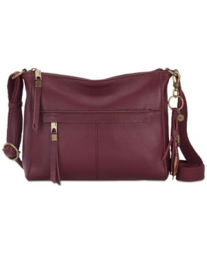 The Sak Alameda leather Crossbody Retail   169 99