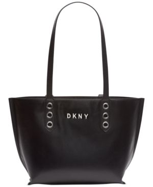 Dkny Duane North South leather Tote Retail   219 99