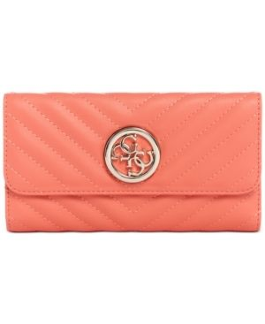 Guess Blakely Clutch Wallet Retail   59 99