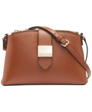 Dkny lyla leather Crossbody Retail   209 99