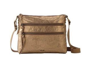 THE SAK Reseda leather Crossbody Retail   79 99