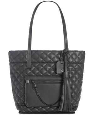 Steve Madden Kari Quilted Tote Retail  79 99