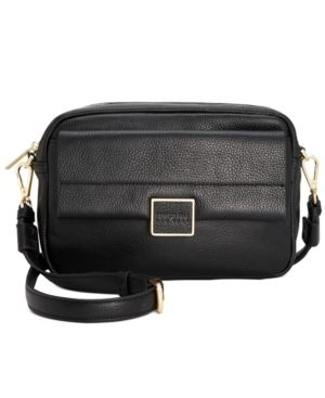Kenneth Cole New York Christie leather Crossbody Retail   89 99