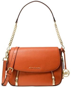 Michael Kors Shoulder Bag Medium leather Bedford legacy Handbag Retail   369 99