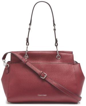 Calvin Klein Sonoma Satchel Retail   119 99