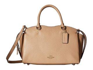 COACH Drew Satchel Satchel Handbag Retail   279 99