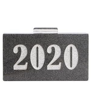 Inc New Year s Eve 2020 Box Clutch Retail   34 99