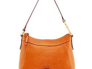 Dooney   Bourke Florentine Cassidy Small leather Hobo Retail   269 99