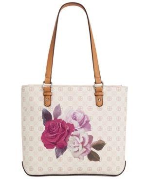 Giani Bernini Signature Rose Tote Retail   48 99