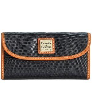 Dooney   Bourke Continental Clutch Wallet Retail   139 99