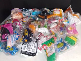 lot of 40 McDonalds Happy Meal Toys