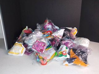 lot of 50  McDonalds Happy Meal Toys
