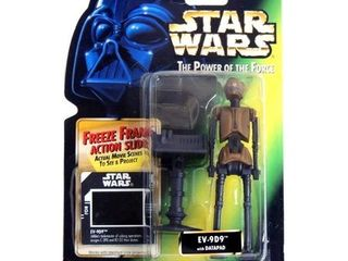 EV 9D9 with Datapad Action Figure Star Wars Return of the Jedi