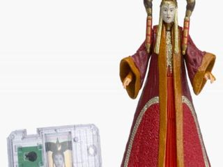 Star Wars Episode 1 Coruscant Queen Amidala Action Figure