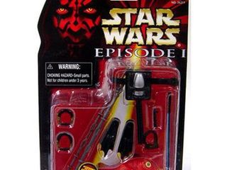 Star Wars Episode I Basic 1999 Underwater Accessory Set