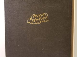 Good Humor Book    13 x 18 inch Book of Comical Posters