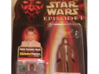 star wars figure episode i anakin skywlaker  naboo  w comlink unit