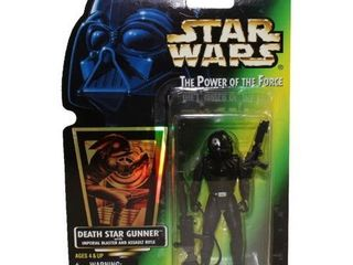Collection 3 Death Kenner Star Gunner   Backing Cardboard Photo   Hologram S