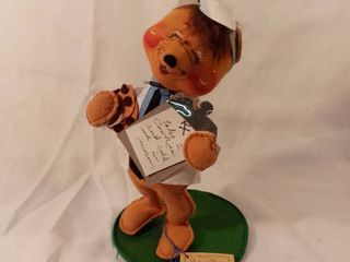 Annalee Doll Society 1993 Bear Doctor Doll