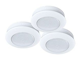 Ecolight 3 Pack 3 in Battery Puck lights
