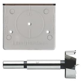 liberty Hardware AN0192C Q1 Green 35Mm Concealed Hinge Installation Template