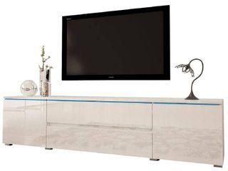 Euphoria 01 Modern 79in TV Stand  Retail 494 99